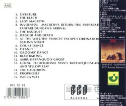 THIRD EAR BAND/Music From Macbeth (1972/3rd) (サード・イアー・バンド/UK)